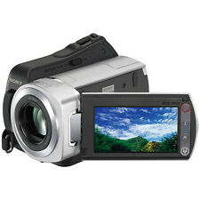 sony hard disk drive hdd 20 39x optical zoom camcorders for sale
