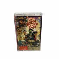 Muppet Treasure Island Original Motion Picture Soundtrack Cassette Tape New