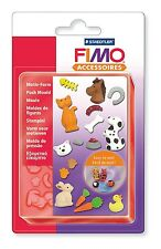 8725 07 Shipping Drawn Fimo Set Stencils Numbers/Alphabet Art.