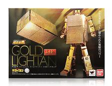Bandai Soul Of Chogokin SOC GX-32R Gold Lightan 24K Gold Plating In Stock