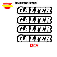 GALFER kit de 4 Tuning sticker, auto Fun pegatinas, sticker-Bomb