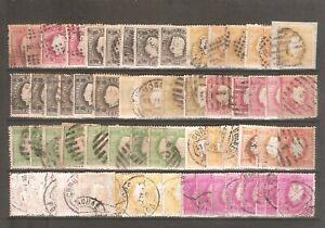 Portugal, 1867/84, Used