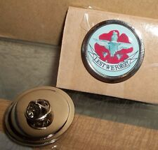 Parachute Regiment poppy Lapel pin badge