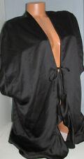 Victoria's Black Robe    SISSY POUCH PANTIES Crossdress for Men Sz One Size
