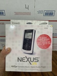 Samsung Nexus 25 Satellite XM Radio Kit