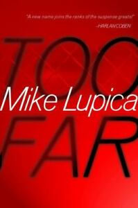 Too Far by Mike Lupica (2004, Hardcover)