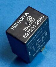 Isuzu Axiom / Honda Passport Starter RELAY 8972312640 G8H-UA-008002 - OEM