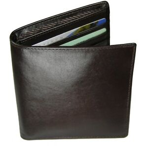 Castello Leather Vertical Hipster Wallet