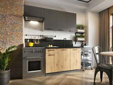 Küchenmöbel Carloni 120 Einbauküche Küchenblock Küchenzeile Schrank Elegant M24