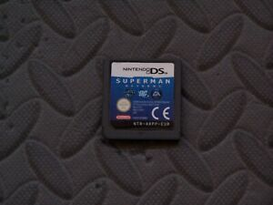 Nintendo DS Superman Returns European Version