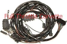 1965 Corvette Convertible Rear Body Wiring Harness With Back-Up Lights