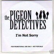 (H208) The Pigeon Detectives, I'm Not Sorry - DJ CD