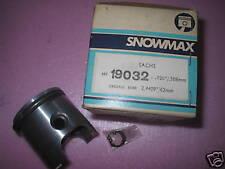 NOS Vintage Snowmobile Sachs Piston 62.5 mm 340/2