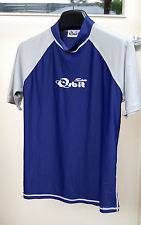 Adult Rashes Top Lycra Top Rashes, Grey/Navy, Size available L and XXL