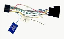 Pioneer deh-6400bt deh6400bt deh-8400bt deh8400bt Power Loom Blei ISO Kabel