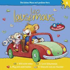 Leo Lausemaus 06 Will nicht teilen  (1 CD)