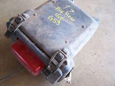 yamaha big bear yfm350 4x4 350 toolbox tool storage box taillight 98 96 97 95