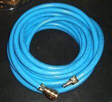 Hochflexibler DRUCKLUFTSCHLAUCH 8mm 50m Weich-Kunststoff-blau    -Winteraktion-