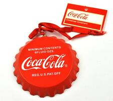 Coca-cola Coke estados unidos tapita remolque decoración árbol de navidad Bottle Cap ornament