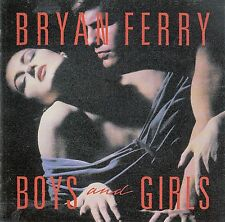 BRYAN FERRY : BOYS AND GIRLS / CD (E G RECORDS LTD EGCD 62) - NEUWERTIG
