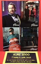 Unstoppable Cards - THE PRISONER - PREVIEW SET - PS1-PS4 - Ltd Only 200