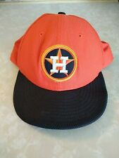 FITTED SIZE 7 1/8 HOUSTON ASTROS MLB Baseball HAT NEW ERA 59 Fifty HAT CAP