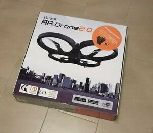 Parrot AR Drone 2.0 Classic HD Kamera 52,5 x 51,5 cm -originalverpackt- *TOP*