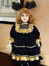 """21"""" Porcelain Handpainted Doll """"Celeste"""" by Camelot - Limited Edition"""