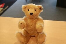 Steiff Limited Edition Yellow/Gold #0162/00 Teddy Bear