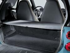 SMART Gepäckraumabdeckung Rollo inklusive Netztasche  schwarz Coupe Cabrio 451