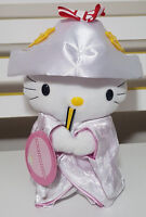 HELLO KITTY JAPANESE BRIDE PLUSH TOY! SOFT TOY ABOUT 28CM TALL KIDS TOY WITH TAG