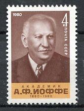 30271) RUSSIA 1980 MNH** A.F. Joffe - 1v. Scott#4870