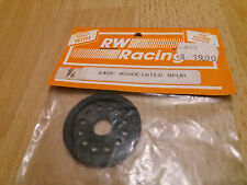 Associated Hauptzahnrad 96 Zähne 64dp 96T 64p pitch Spur Gear RC 96Z Vintage