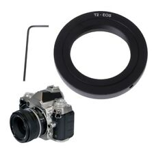 T2-EOS Mount Adapter Ring For T2 Mirror Telephoto Lens Telescope to Canon Camera