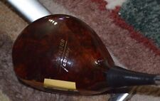 MacGregor Tourney Velocitized RT35W Persimmon Driver Golf Club