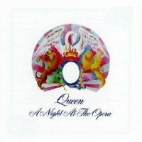 "QUEEN ""A NIGHT AT THE OPERA"" CD (2011 REMASTER) NEU"