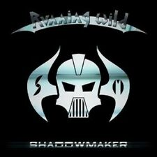 "RUNNING WILD ""SHADOWMAKER "" CD+DVD NEUF"