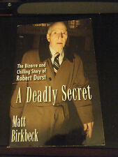 A Deadly Secret by Matt Birkbeck (Paperback, 2005)