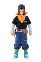 DRAGON BALL Z DOD ANDROID 17 MEGAHOUSE FIGURA FIGURE NEW DIMENSION