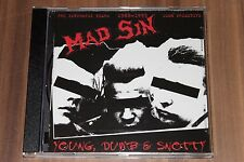Mad sin-Young, Dumb & MOCCOLO (2001) (CD) (cargomusic-Red 106)