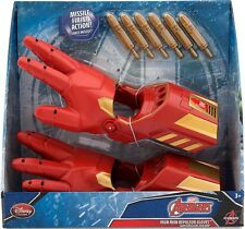 Disney Avengers Iron Man Repulsor Gloves Exclusive Roleplay Toy