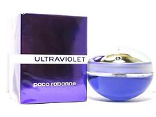 PACO RABANNE ULTRAVIOLET Eau De Parfum Spray FOR WOMEN 2.7 Oz / 80 ml NEW IN BOX