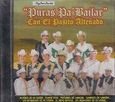 ALTENOS DE LA SIERRA ELMER COTA PURAS PA BAILAR CON EL PASITO ALTENADO CD NUEVO