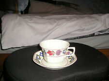 ADAMS old colonial pattern 2 cups and saucers vgc vintage items