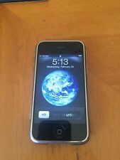 Apple iPhone 1st Generation 8GB Silver Model MA712LL/A AT&T Unlocked complete