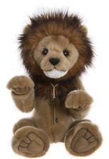 Goliath limited edition jointed plush lion teddy bear - Charlie Bears - CB195170