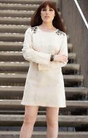 "Ladies SASS & BIDE ""Kiss in The Sky"" Denim Dress. Size 36 (6). NWT $490"