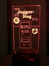 Juggernog machine light