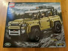 ⭐️BRAND NEW LEGO TECHNIC 42110 LAND ROVER DEFENDER + OPEN BOX⭐️