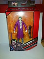Multiverse DC Comics Suicide Squad Figure Joker new/sealed Jared Leto